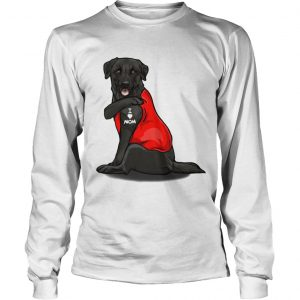 Labrador Retriever Basse Tattoos I Love Mom  LongSleeve