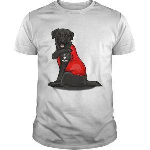 Labrador Retriever Basse Tattoos I Love Mom  Unisex