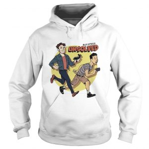 Buzzfeed unsolved  Hoodie