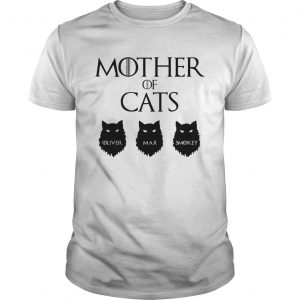 Good Mother Of Cats GOT Oliver Max Smokey  Unisex