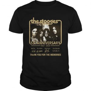 The Stooges 53rd Anniversary 1967 2020 Thank You For The Memories  Unisex