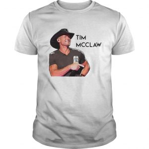 Tim McGraw Tim McClaw White Claw Hard Seltzer  Unisex