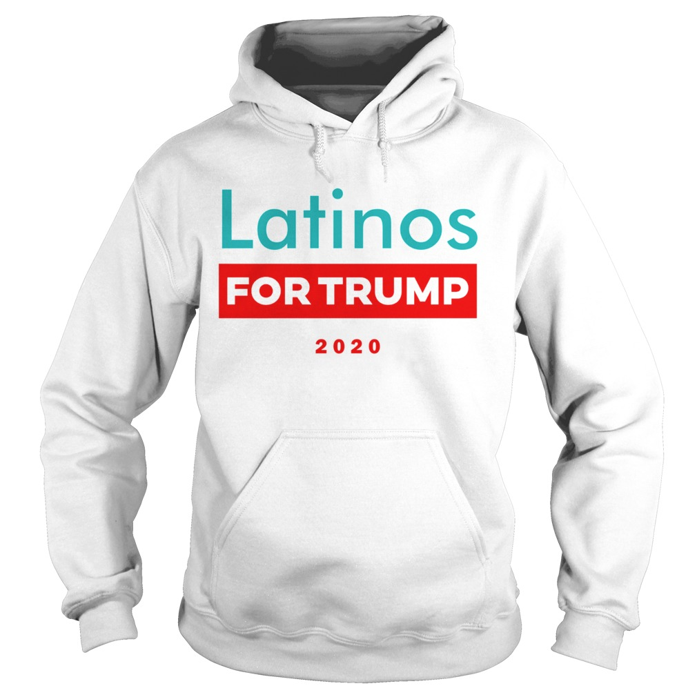 Latinos For Trump  Hoodie