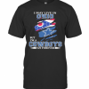 I May Live In Ohio But I'M A Cowboys Fan Forever T-Shirt Classic Men's T-shirt