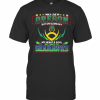 I May Live In Oregon But On Game Day My Heart And Soul Belongs To Seahawks Football T-Shirt Classic Men's T-shirt