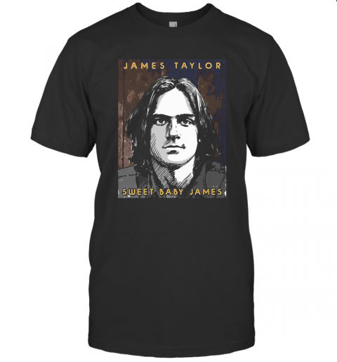 James Taylor Sweat Baby James T-Shirt Classic Men's T-shirt