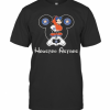 Mickey Mouse Houton Astros Heart T-Shirt Classic Men's T-shirt