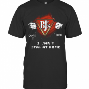 Blood Insides Bj'S Covid 19 2020 I Can'T Stay At Home T-Shirt Classic Men's T-shirt