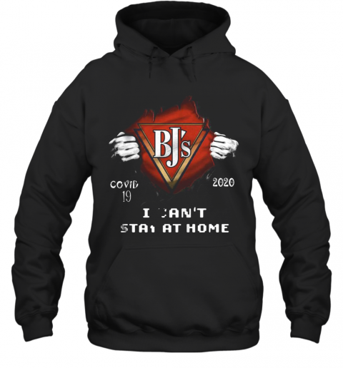 Blood Insides Bj'S Covid 19 2020 I Can'T Stay At Home T-Shirt Unisex Hoodie