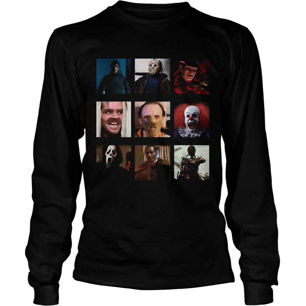 Horror Chapter What Women Look For In A Man  Long Sleeve