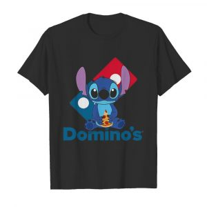 Stitch Hug Domino's  Classic Men's T-shirt