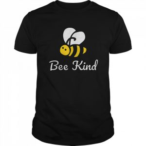 Bee Kind Anti Bullying  Classic Men's T-shirt