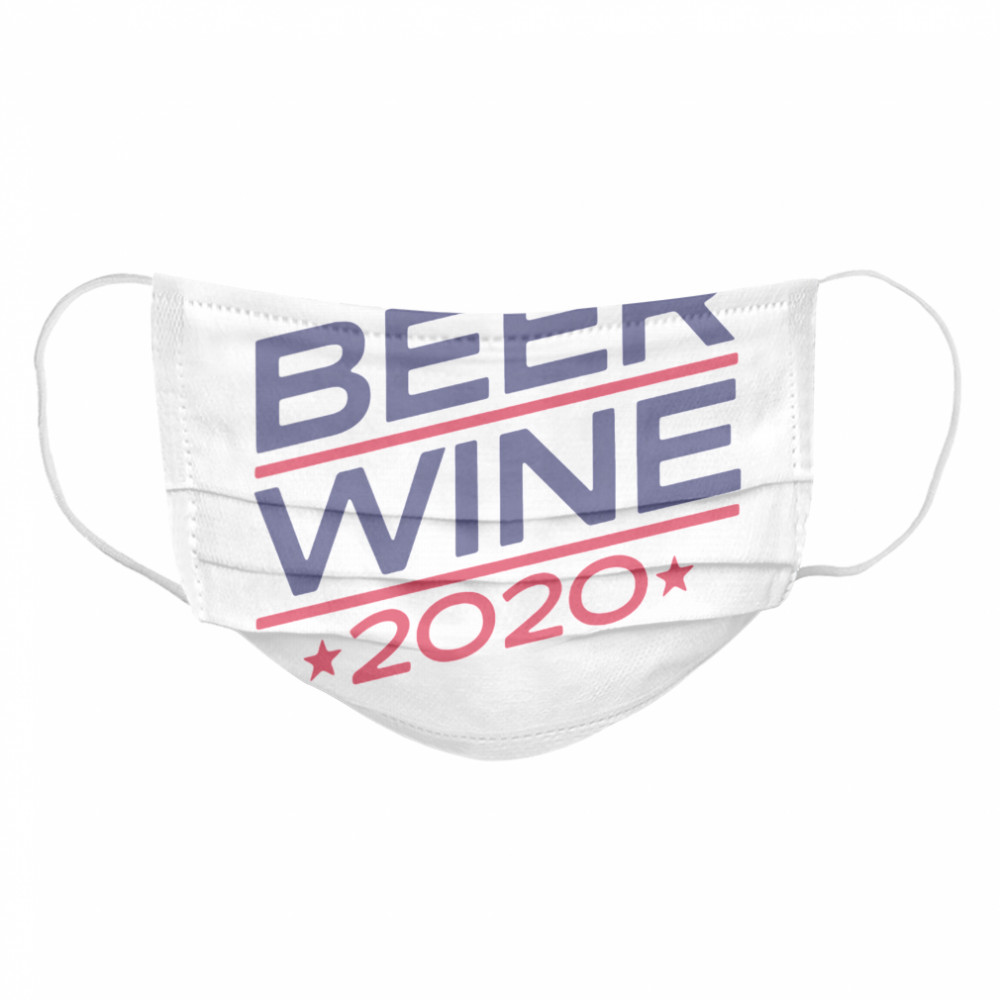 Beer Wine 2020  Cloth Face Mask