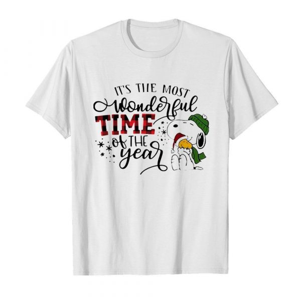 It's The Most Wonderful Time Of The Year  Classic Men's T-shirt