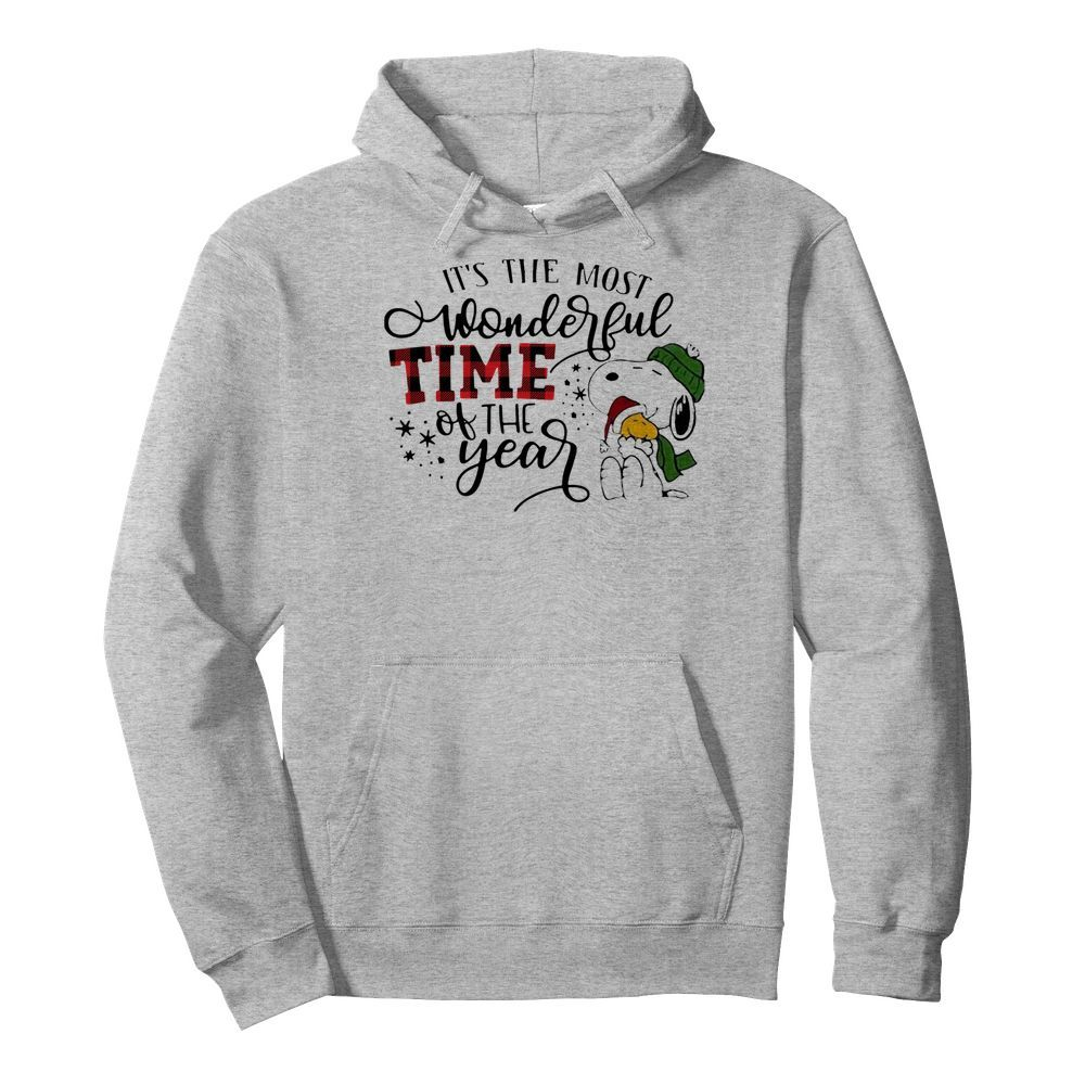 It's The Most Wonderful Time Of The Year  Unisex Hoodie