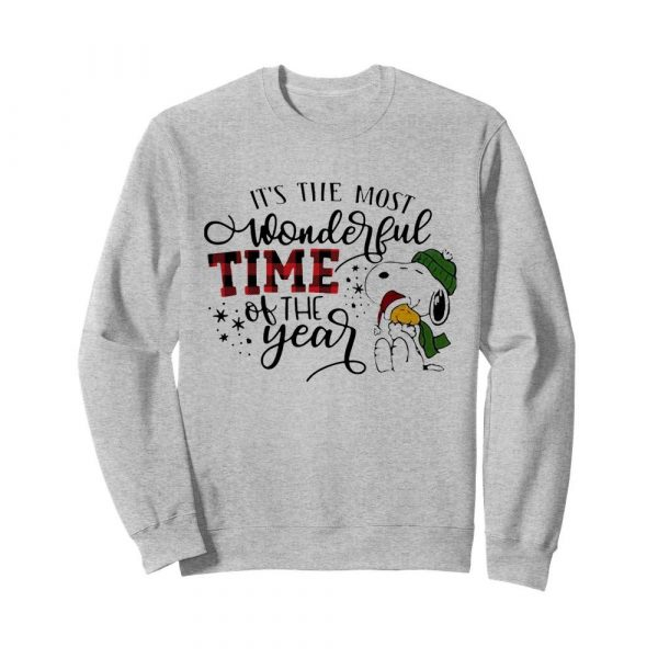 It's The Most Wonderful Time Of The Year  Unisex Sweatshirt