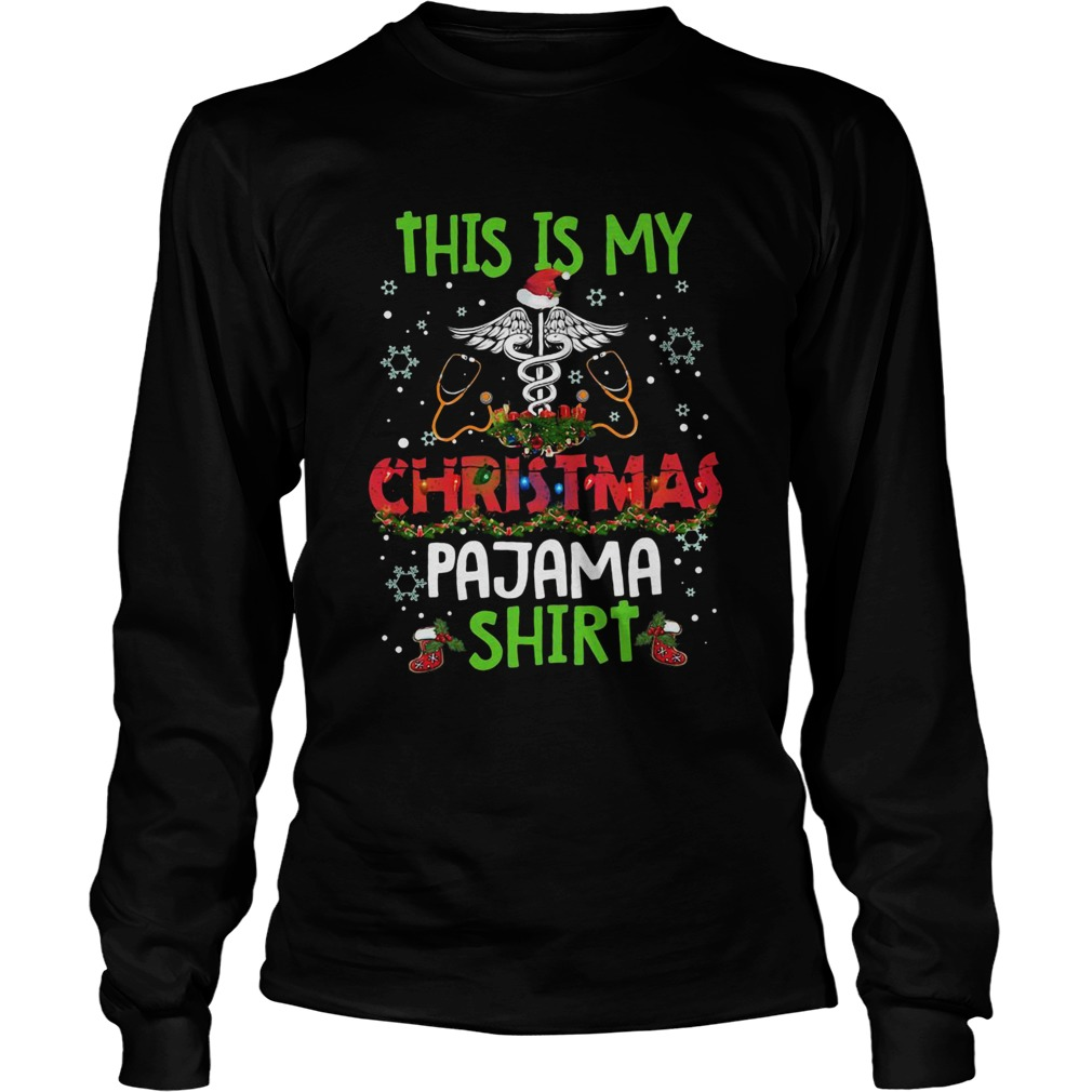 This Is My Christmas Pajama  Long Sleeve