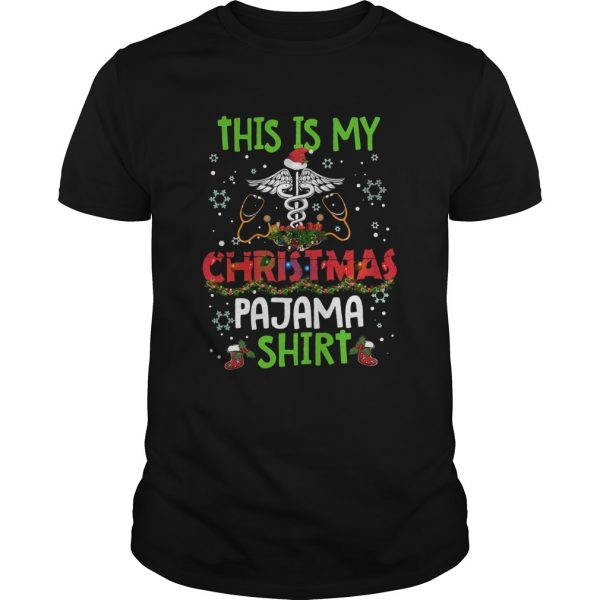 This Is My Christmas Pajama  Unisex