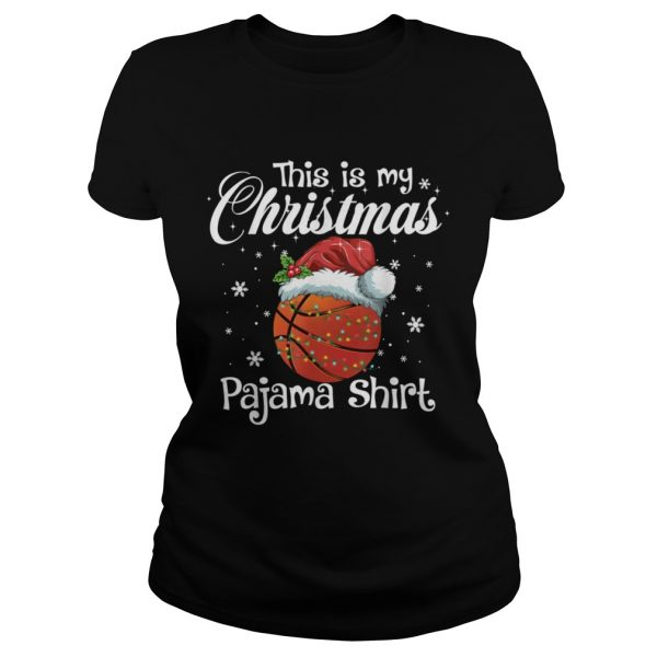 This is my christmas pajama  Classic Ladies