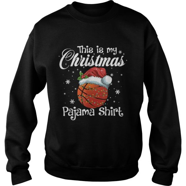 This is my christmas pajama  Sweatshirt