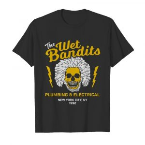 The Wet Bandits Plumbing And Electrical New York City  Classic Men's T-shirt