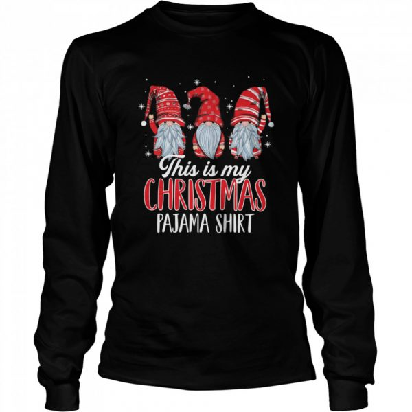This is My Christmas Pajama  Long Sleeved T-shirt