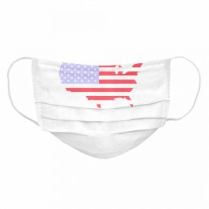America is the winner Biden and Harris inauguration day 2021  Cloth Face Mask