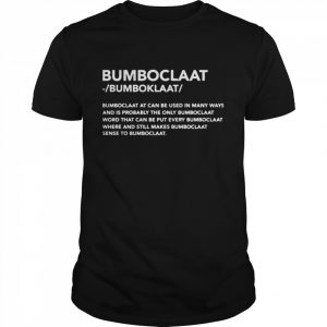 Bomboclaat At Can Be Used  Classic Men's T-shirt